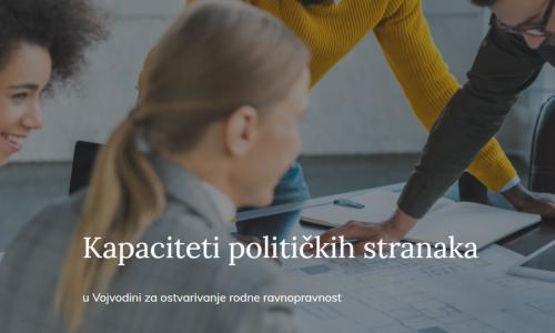 Kapaciteti politickih stranaka