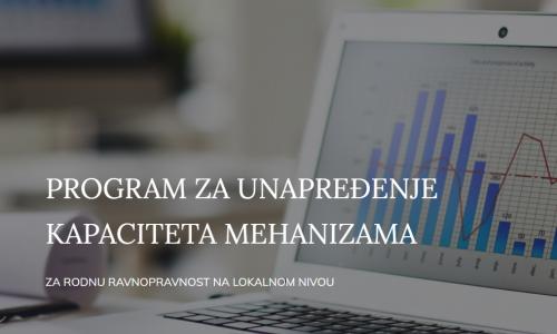 program za unapredjenje kapaciteta mehanizama